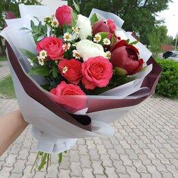 Цветы, букеты, композиции - Пионы, 0