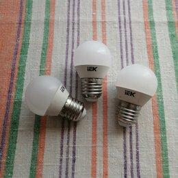 Лампочки - Светодиодные лампы. E 27. 5 и 6 Вт. 4000 К, 0
