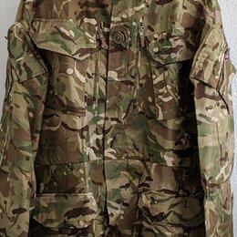Одежда и обувь - Куртка армии Великобритании Smock 2 Combat Windproof камуфляж MTP новая оригинал, 0