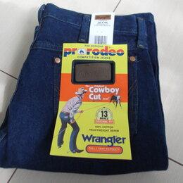 Джинсы - Джинсы Wrangler 13MWZ Original Fit Rigid, 0
