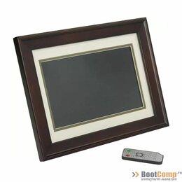 Цифровые фоторамки и фотоальбомы - Цифровая фоторамка Ritmix RDF-1026, 0