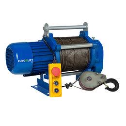 Прочее - Лебедка электрическая KCD 500/1000 кг, 30/15 м, 0