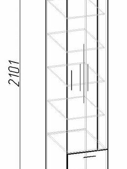 Шкафы для документов - Шкаф для книг Berlin 10, 0