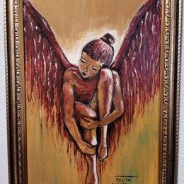 """Картины, постеры, гобелены, панно - Картина """" Маленький ангел"""", 0"""