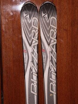 Горные лыжи - горные лыжи BLIZZARD CMX 9 c креплениями, новые , 0