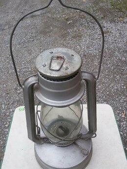 Настольные лампы и светильники - Керосиновая лампа, 0