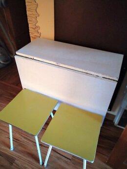 Мебель для кухни - Стол раскладной, 0