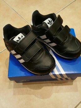 Обувь для малышей - Кроссовки для мальчика Adidas, 0