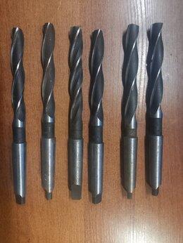 Станки и приспособления для заточки - Зенкер к/х 3-х зуб.16мм.№2  Р6М5 КМ2, 0