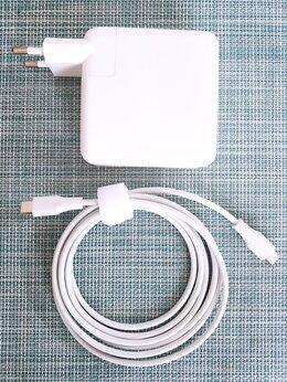 Блоки питания - Новый блок питания Apple Type-C 61W MacBook новый, 0