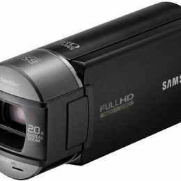 Видеокамеры - Видеокамера samsung HMX-Q10 Full HD 1080p, 0