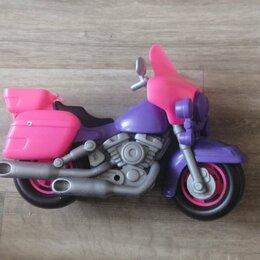 Машинки и техника - Мотоцикл игрушка, 0
