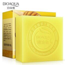 Моющие средства - Натуральное медовое мыло Bioaqua, 0