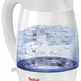 Электрочайники и термопоты - Чайник Tefal Glass KO4501, 0