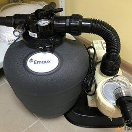 Фильтры, насосы и хлоргенераторы - Фильтрационная установка для бассейна  Aquaviva FSU-8TP, 0