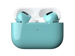 Наушники и Bluetooth-гарнитуры - Apple AirPods Pro Бирюзовый Глянец - Оригинал, 0