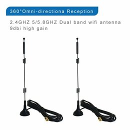 Оборудование Wi-Fi и Bluetooth - Усилитель сигнала беспроводной сети, 0