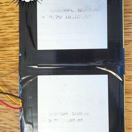 Запчасти и аксессуары для планшетов - Аккумулятор для планшета 6000 mAh 3,7V, 0