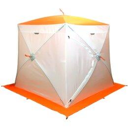 Аксессуары и комплектующие - Зимняя палатка куб, 0