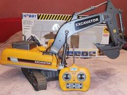 Радиоуправляемые игрушки - Hobby Engine Excavator экскаватор радиоуправляемый, 0