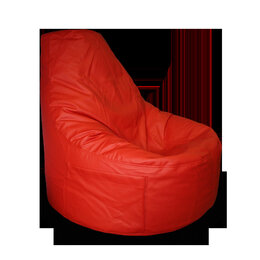 Кресла-мешки - Кресло мешок банан экокожа, 0