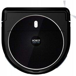Роботы-пылесосы - Робот мойщик пола HOBOT 668, 0