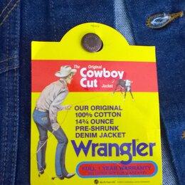 Куртки - Новая куртка  WRANGLER, 0