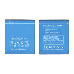 Аккумуляторы - DOOGEE Аккумулятор DOOGEE X5 / X5C / X5 Pro, 0