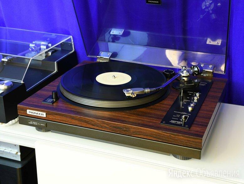 Проигрыватель винила Pioneer PL-1200A по цене 30000₽ - Проигрыватели виниловых дисков, фото 0
