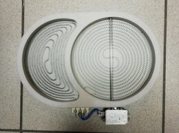 Аксессуары и запчасти - Конфорка для стеклокерамических плит, 0
