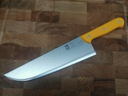 Ножи кухонные - Нож мясника с мощным лезвием 29 см. Icel, 0