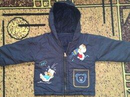 Куртки и пуховики - Куртка для мальчика 68-80 см., 0