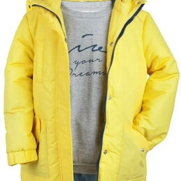 Куртки и пуховики - Парка  куртка Button Blue, 0