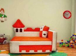 Диваны и кушетки - Диван детский Замок (правый), 0