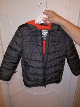 "Куртки и пуховики - Куртка для мальчика ""Palomino"", 116 размер , 0"