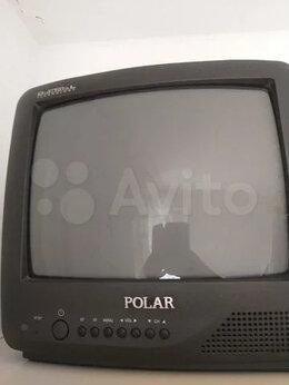Телевизоры - Телевизор полар цветной, 0