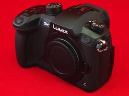 Фотоаппараты - Panasonic GH5 Body (гарантия, чек), 0