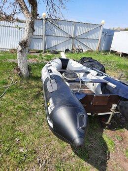 Моторные лодки и катера - Лодка ПВХ Ривьера 3600 СК компакт, 0