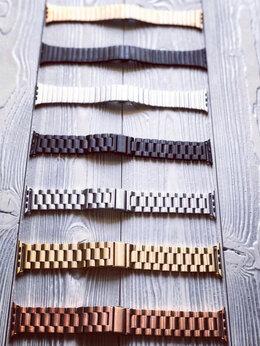 Ремешки для умных часов -  Ремешок для Apple Watch (стальной браслет), 0
