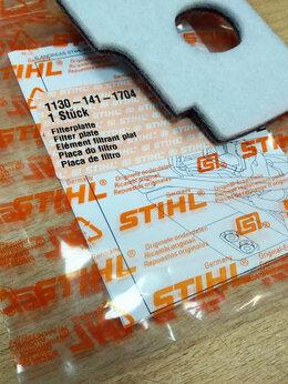 Для цепных пил - Фильтр воздушный STIHL MS 180 (оригинал), 0