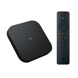 ТВ-приставки и медиаплееры - ТВ приставка XIAOMI Mi Box S 4K, 0
