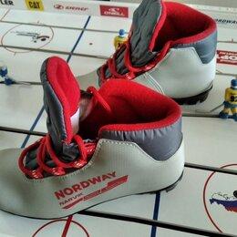 Ботинки - Лыжные ботинки р-р 34, 0