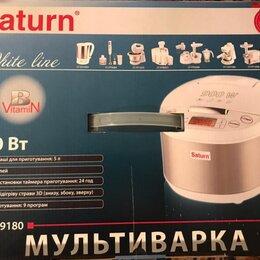 Мультиварки - МУЛЬТИВАРКА SATURN, 0