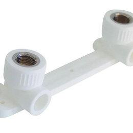 Комплектующие водоснабжения - водоразетка под пайку настенная для смесителя, 0
