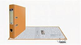 Папки и системы архивации - Папка-регистратор/биндер 5см PVC/бум с…, 0