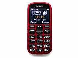 Мобильные телефоны - Телефон teXet ТМ-В226, 0