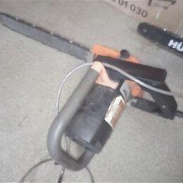 Электро- и бензопилы цепные - электро пила цепная, 0
