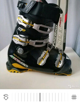 Горные лыжи - Горные лыжи+ комплект, 0