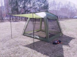 Палатки - Шатер с Навесом, 0