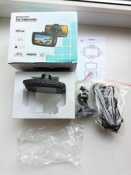 Видеокамеры - Видеорегистратор FULL HD 1080P, 0